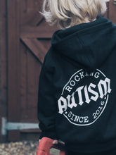 Load image into Gallery viewer, Rocking Autism Logo Hoodie