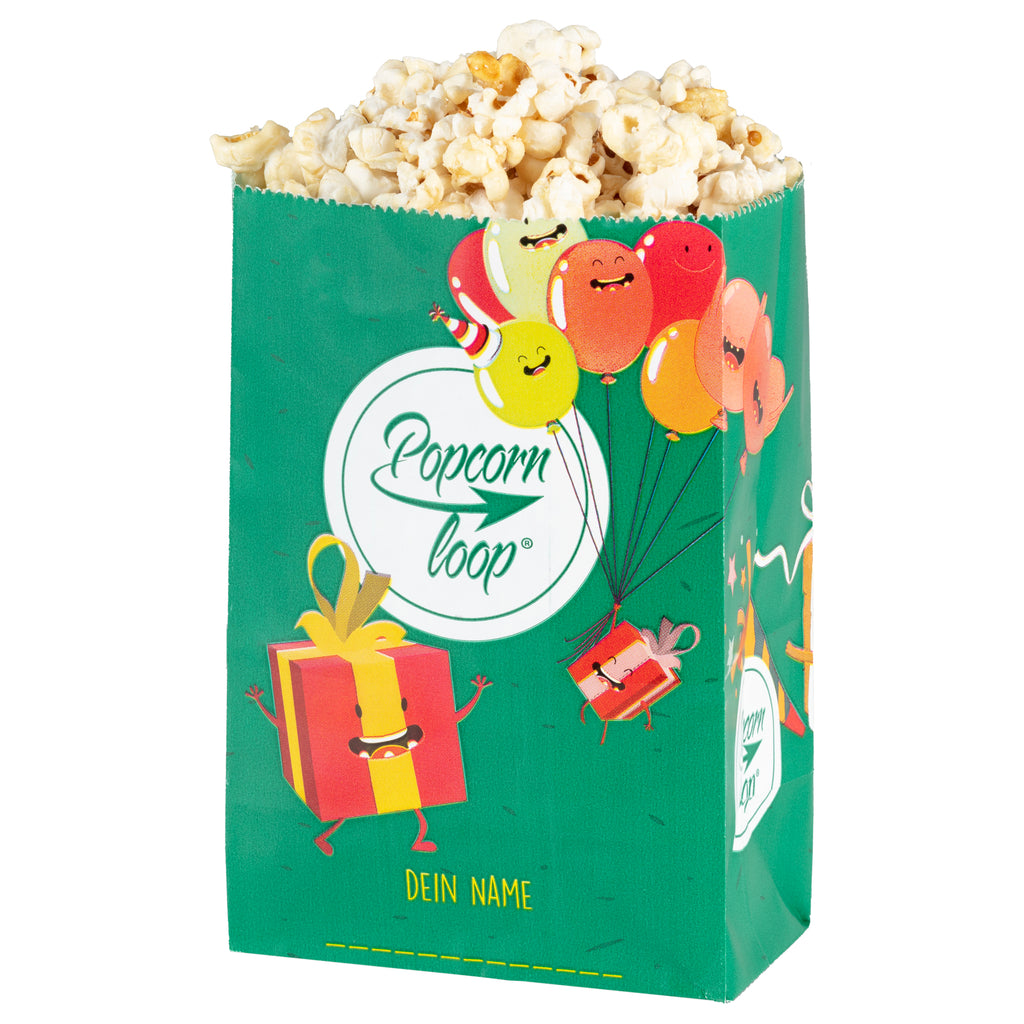 Popcorntüten Monster S | 15 Stk