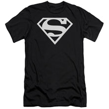 Load image into Gallery viewer, Superman - Logo Premium Canvas Adult Slim Fit 30/1