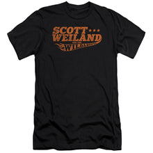 Load image into Gallery viewer, Scott Weiland - Logo Premium Canvas Adult Slim Fit 30/1