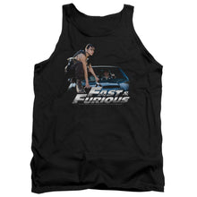 Load image into Gallery viewer, Fast And The Furious - Car Ride Adult Tank