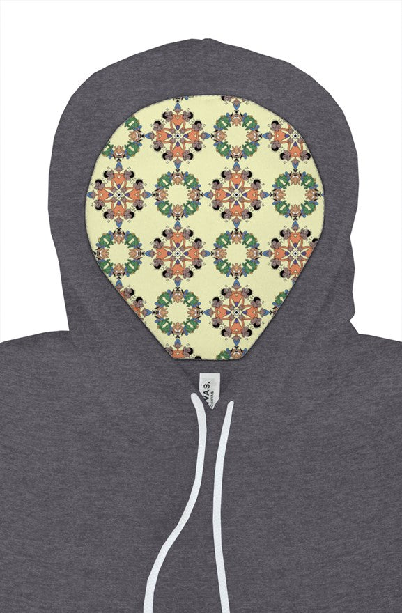 LITTLE LUCY GOOD LUCK-bella canvas pullover hoody