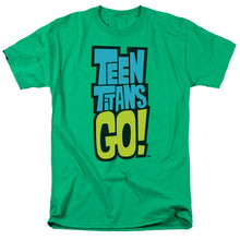 Load image into Gallery viewer, Teen Titans Go - Logo Short Sleeve Adult 18/1