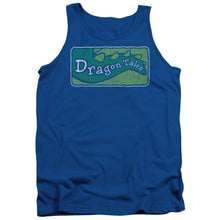 Load image into Gallery viewer, Dragon Tales - Logo Distressed Adult Tank
