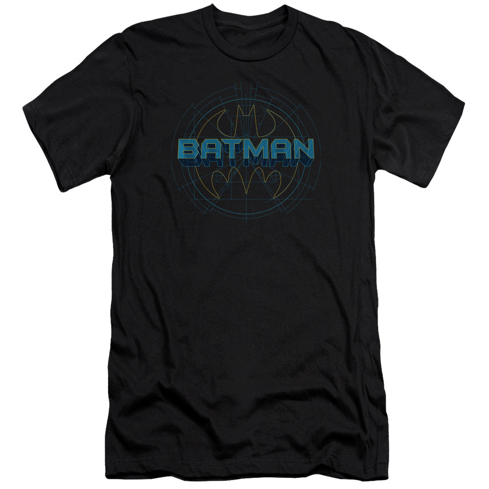 Batman - Bat Tech Logo Premium Canvas Adult Slim Fit 30/1