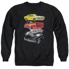 Load image into Gallery viewer, Fast And The Furious - Muscle Car Splatter Adult Crewneck Sweatshirt