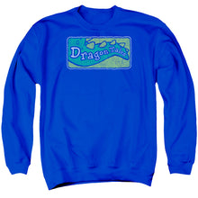 Load image into Gallery viewer, Dragon Tales - Logo Distressed Adult Crewneck Sweatshirt