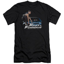 Load image into Gallery viewer, Fast And The Furious - Car Ride Short Sleeve Adult 30/1