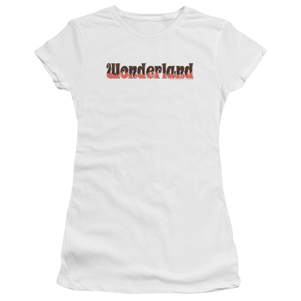 Zenoscope - Wonderland Logo Premium Bella Junior Sheer Jersey