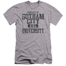 Load image into Gallery viewer, Batman - Property Of Gcu Premium Canvas Adult Slim Fit 30/1