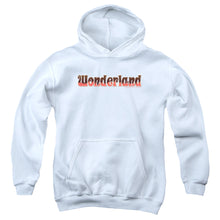 Load image into Gallery viewer, Zenoscope - Wonderland Logo Youth Pull Over Hoodie