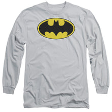 Load image into Gallery viewer, Dc - Batman Logo Long Sleeve Adult 18/1