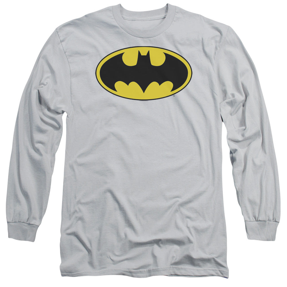 Dc - Batman Logo Long Sleeve Adult 18/1