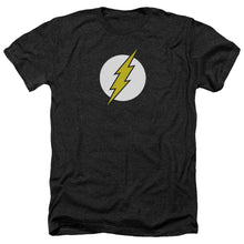 Load image into Gallery viewer, Dc - Flash Logo Adult Heather