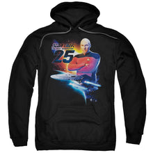 Load image into Gallery viewer, Star Trek - Tng 25 Adult Pull Over Hoodie