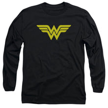 Load image into Gallery viewer, Wonder Woman Logo Long Sleeve Adult 18/1