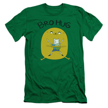 Load image into Gallery viewer, Adventure Time - Bro Hug Short Sleeve Adult 30/1