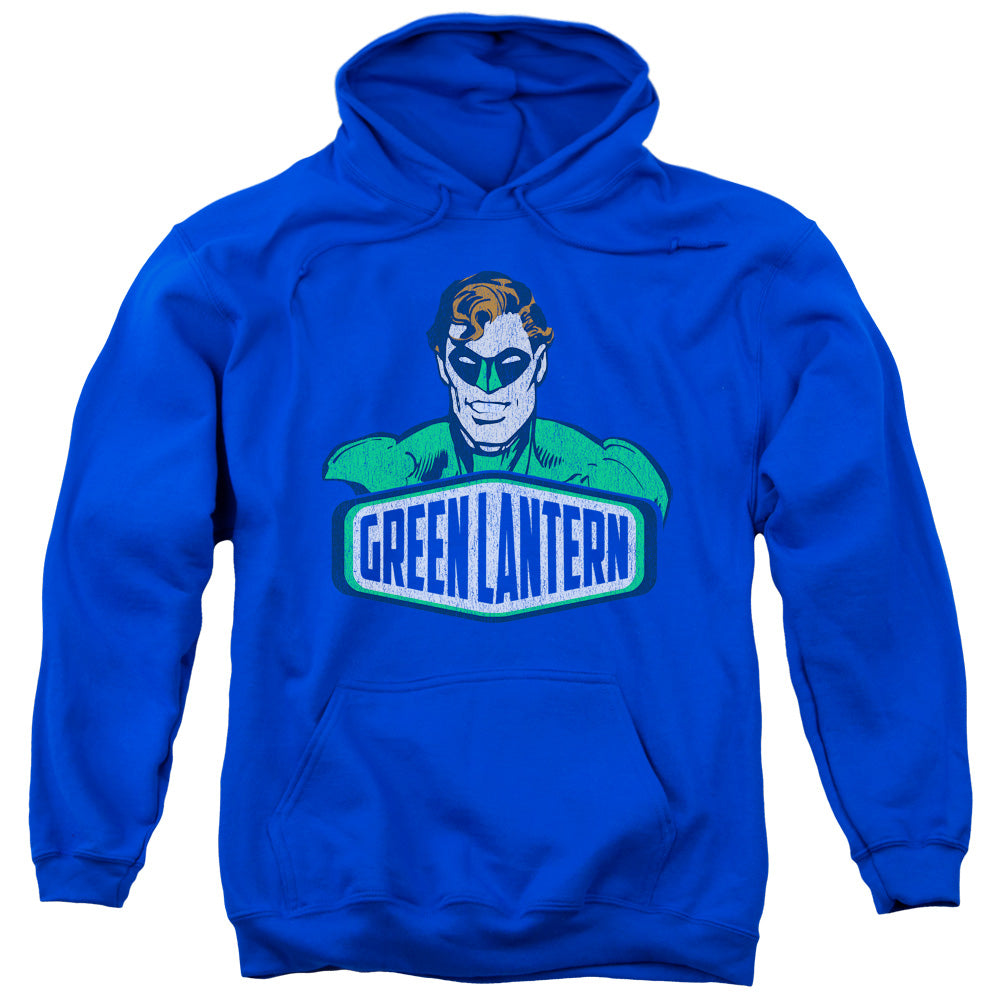 Dco - Green Lantern Sign Adult Pull Over Hoodie