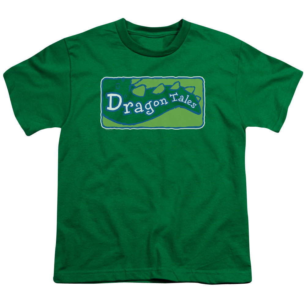 Dragon Tales - Logo Clean Short Sleeve Youth 18/1