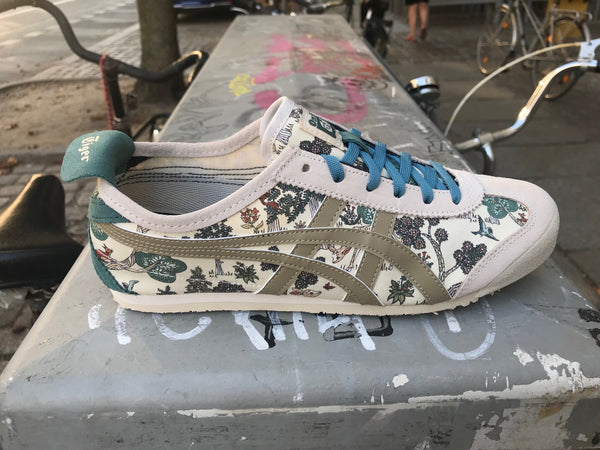 Onitsuka Tiger Mexico 66 Oatmeal/Safari Khaki
