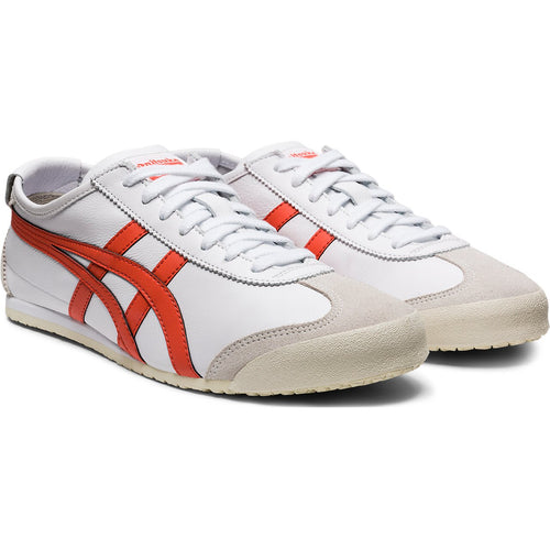 Onitsuka Tiger Mexico 66 White/Red Snapper