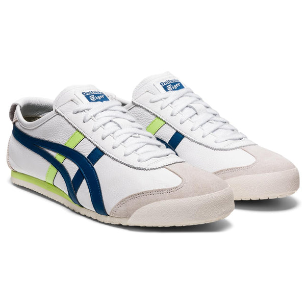 Onitsuka Tiger Mexico 66 White/Mako Blue