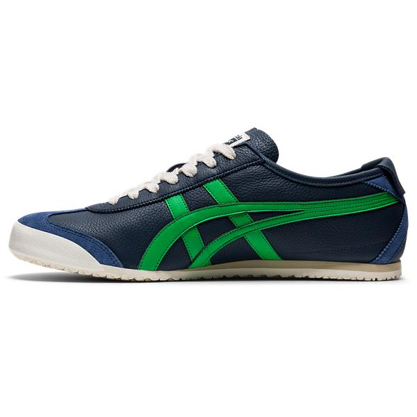 Onitsuka Tiger Mexico 66 Iron Navy Cilantro