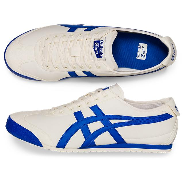 Onitsuka Tiger Mexico 66 Cream Turkish Sea