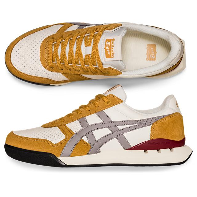 Onitsuka Tiger Ultimate 81 EX Cream Steeple Grey