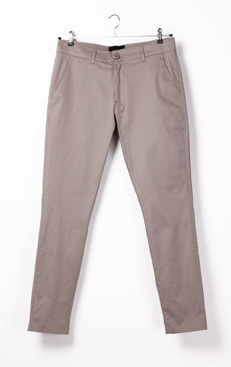"Bowler Berlin ""Chino Light Summer"" Stone Grey"