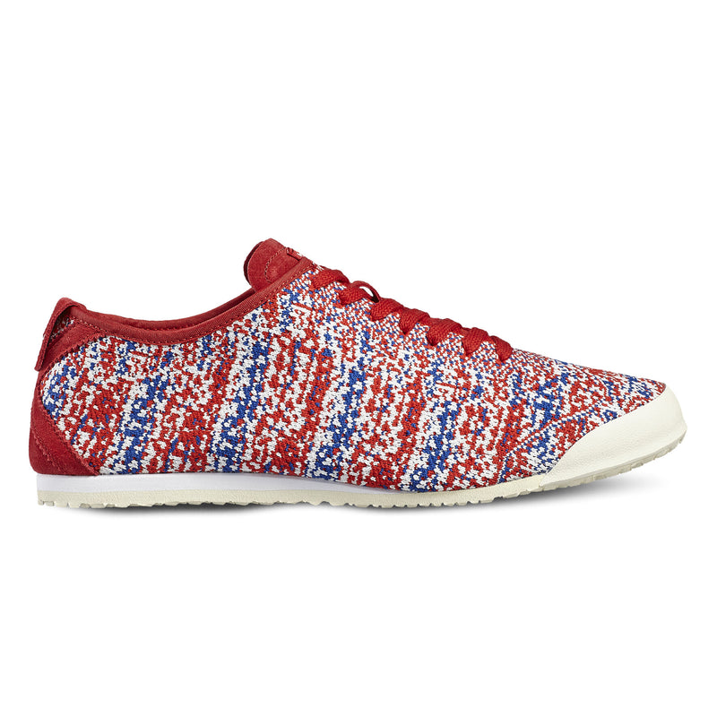 Onitsuka Tiger Mexico 66 Knit True Red-True Red