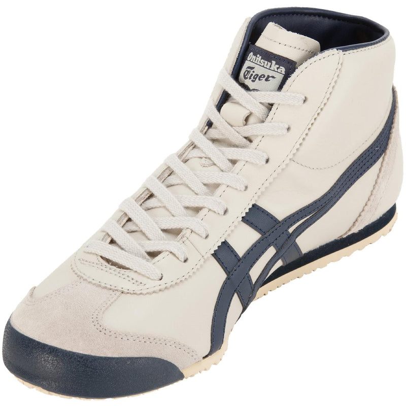 Onitsuka Tiger Mexico Mid Runner Birch Indian Ink