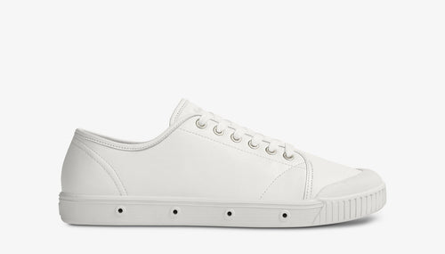 Spring Court Classic G2 Leather White