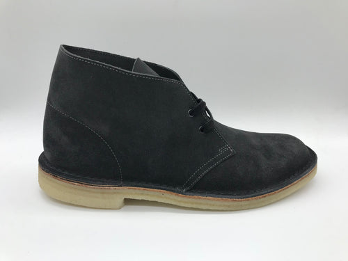 NPS Shoes x Eisdieler 2 Eye Chukka Boot Grey
