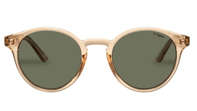 Le Specs Whirlwind | Sand Green