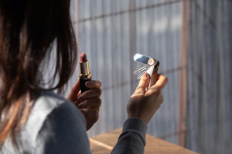Orbitkey Nail File & Mirror