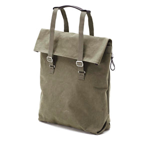 QWSTION Day Tote Olive