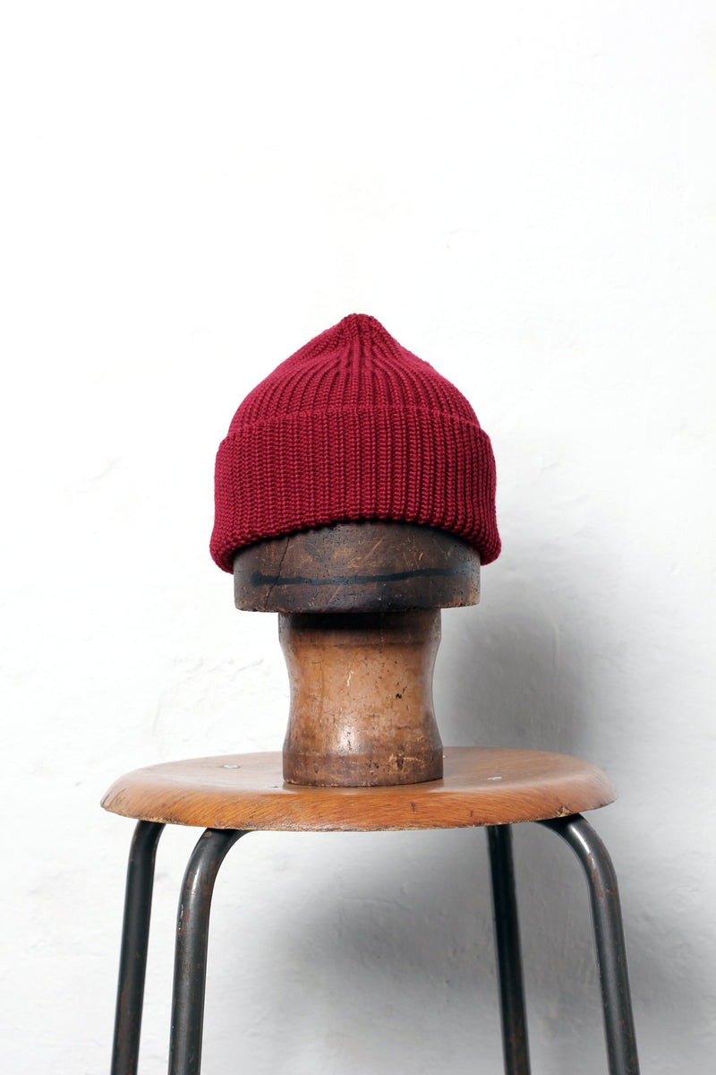 Director´s Cut Beanie Rot
