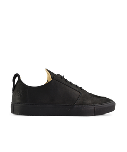 Ekn Argan Low All Black