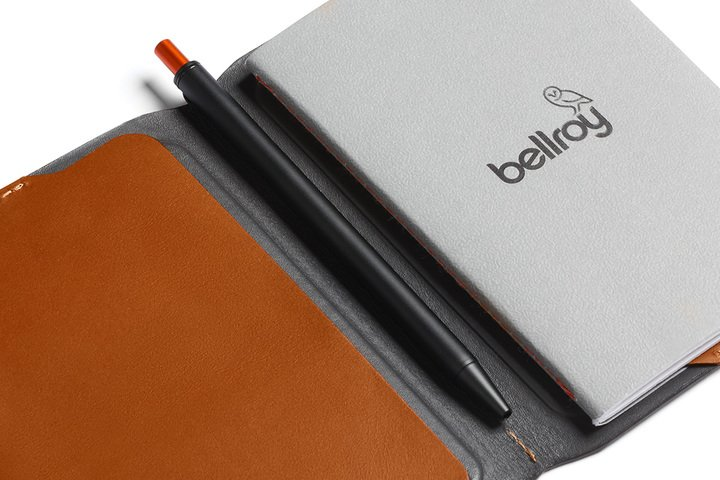Bellroy Notebook Cover & Pen