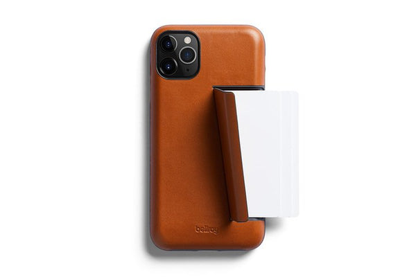 Bellroy Leather Phone Case 3 Card - iPhone 11 Pro Max