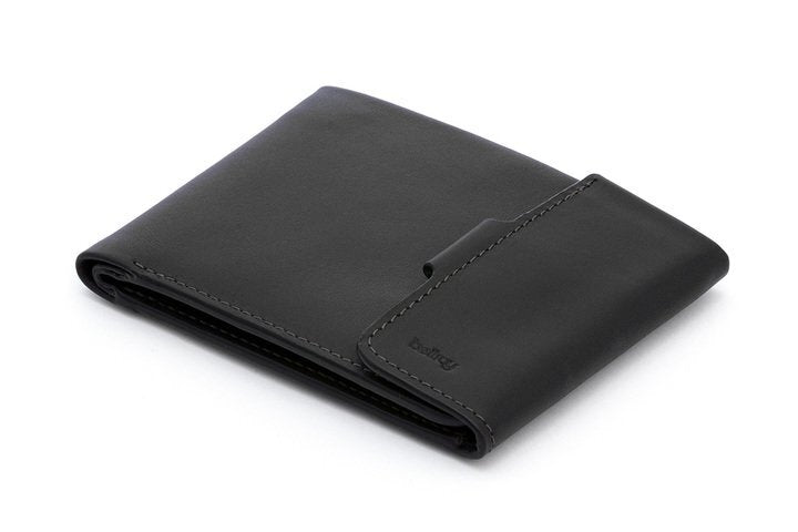 Bellroy Coin Fold Black