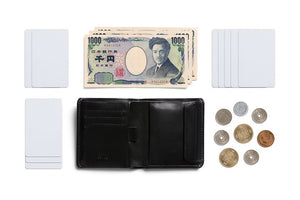 Bellroy Coin Wallet Black RFID