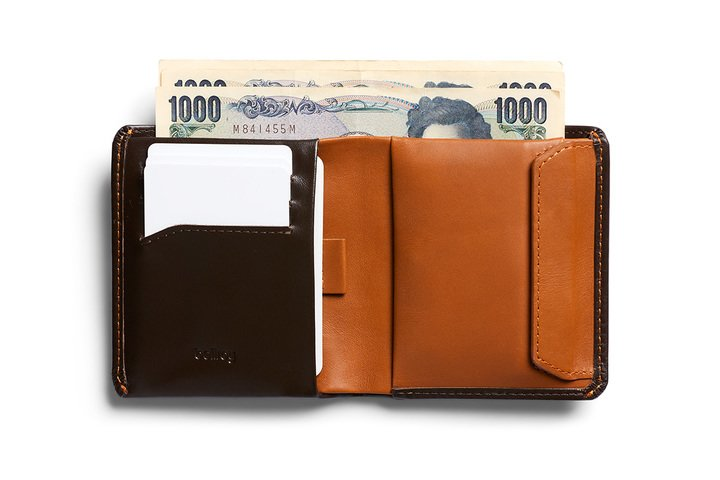 Bellroy Coin Wallet Java RFID