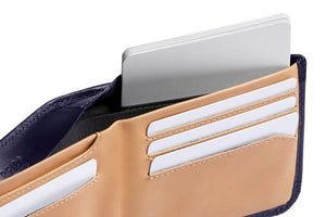 Bellroy Hide & Seek Navy RFID