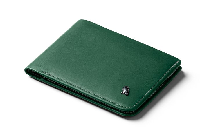Bellroy Hide & Seek Racing Green RFID