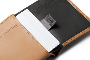 Bellroy Note Sleeve Tan RFID