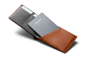 Bellroy Travel Wallet Caramel