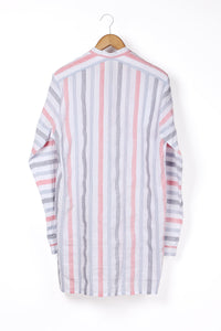 "Director´s Cut Longshirt ""Mauro"" Stripes"