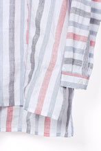 "Laden Sie das Bild in den Galerie-Viewer, Director´s Cut Longshirt ""Mauro"" Stripes"